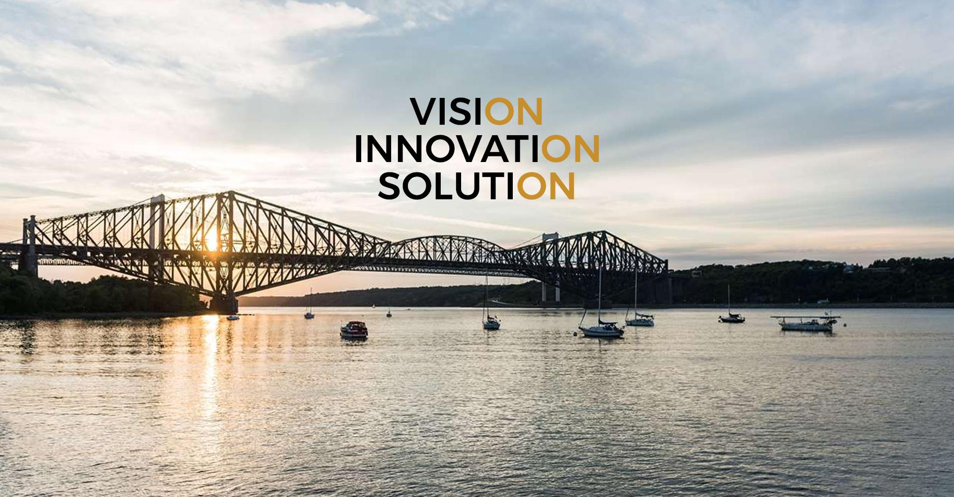 VISION | INNOVATION | SOLUTION